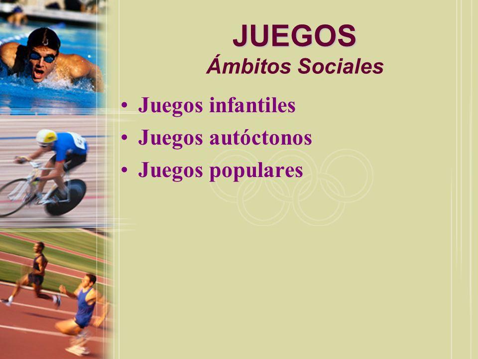 JUEGOS/PARTIDOS (GAMES) Wuest & Bucher, 1999, p.
