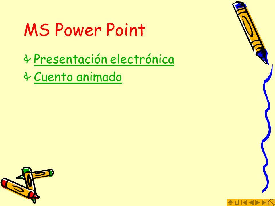 MS Word & Plan de Unidad Plan de Unidad & Plan Diario Plan Diario & Examen Examen & Carta Carta & Memorando Memorando & Letrero u hoja de propaganda (