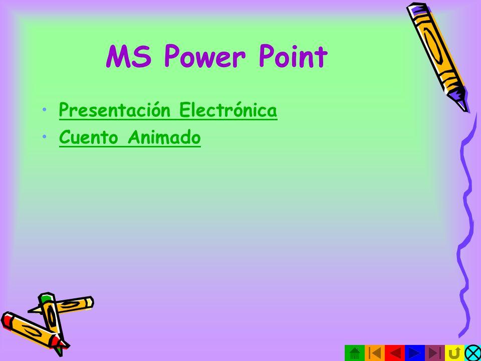MS Word Plan de Unidad Plan Diario Examen Formato Tabla Carta Memorando Boletín Informativo (Flyer) Mapa Conceptual Calendario Opúsculo (Broshure)