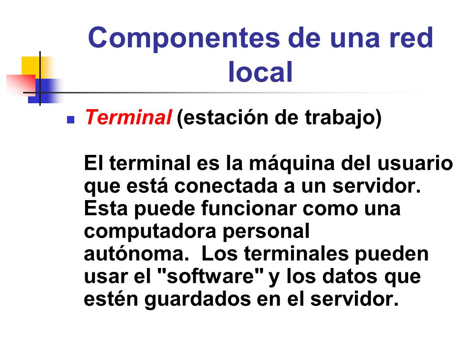 Proveedores America Online PRTC.net Coqui.net Microsoft Network CompuServe