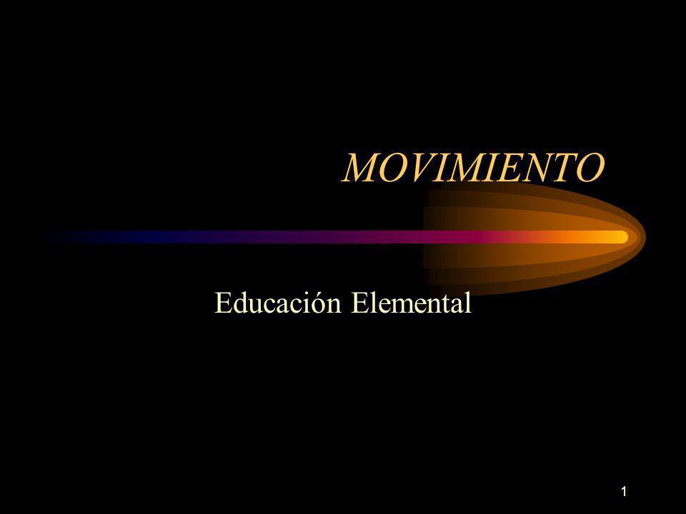 1 MOVIMIENTO Educación Elemental