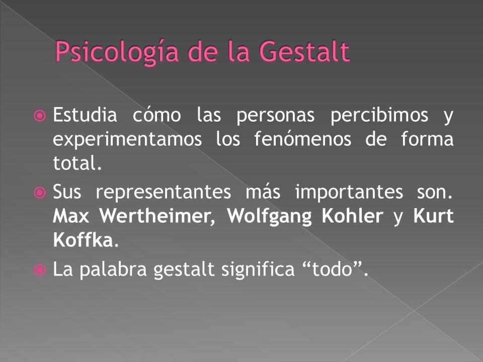 El conductismo empezó a perder su fuerza porque mostraba límites en su respuesta a temas claves de la psicología (por ej.: personalidad y relaciones i