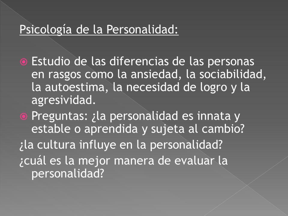 Psicología Experimental: Se enfoca en investigar procesos psicológicos básicos incluyendo el aprendizaje, la memoria, la sensación, la percepción, la