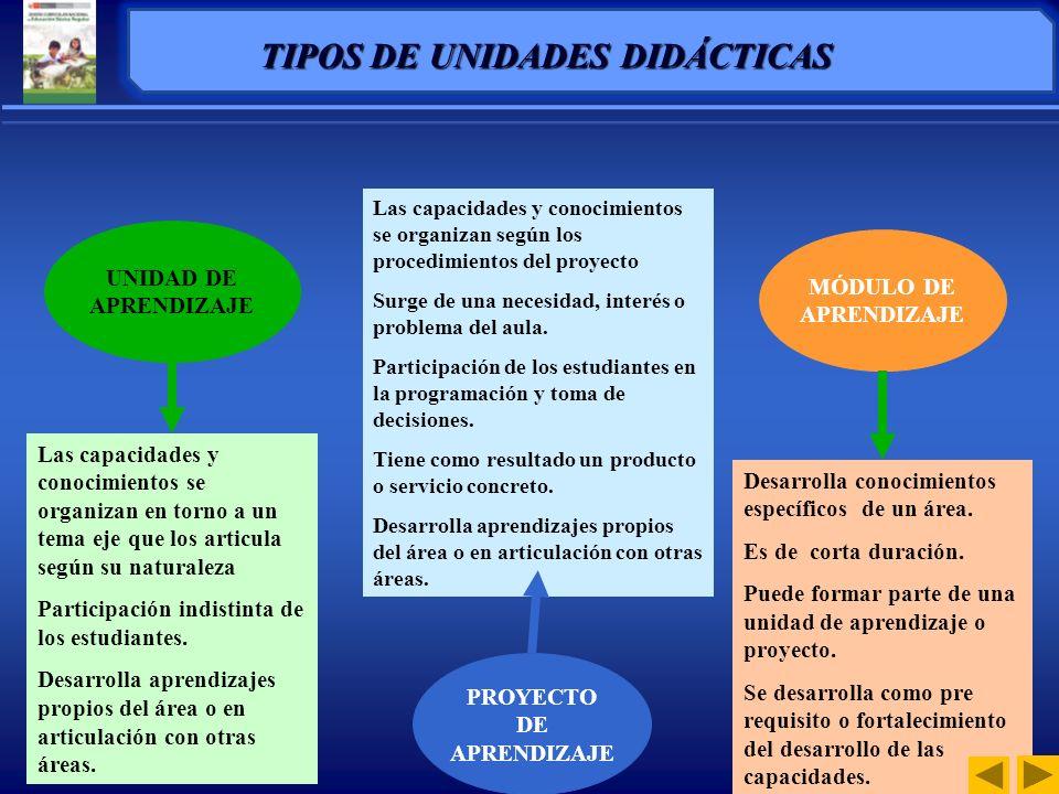 PROGRAMACIÓN ANUAL UNIDAD DIDÁCTICA 1 UNIDAD DIDÁCTICA n La unidad didáctica es la unidad básica de programación que organiza las capacidades, conocim