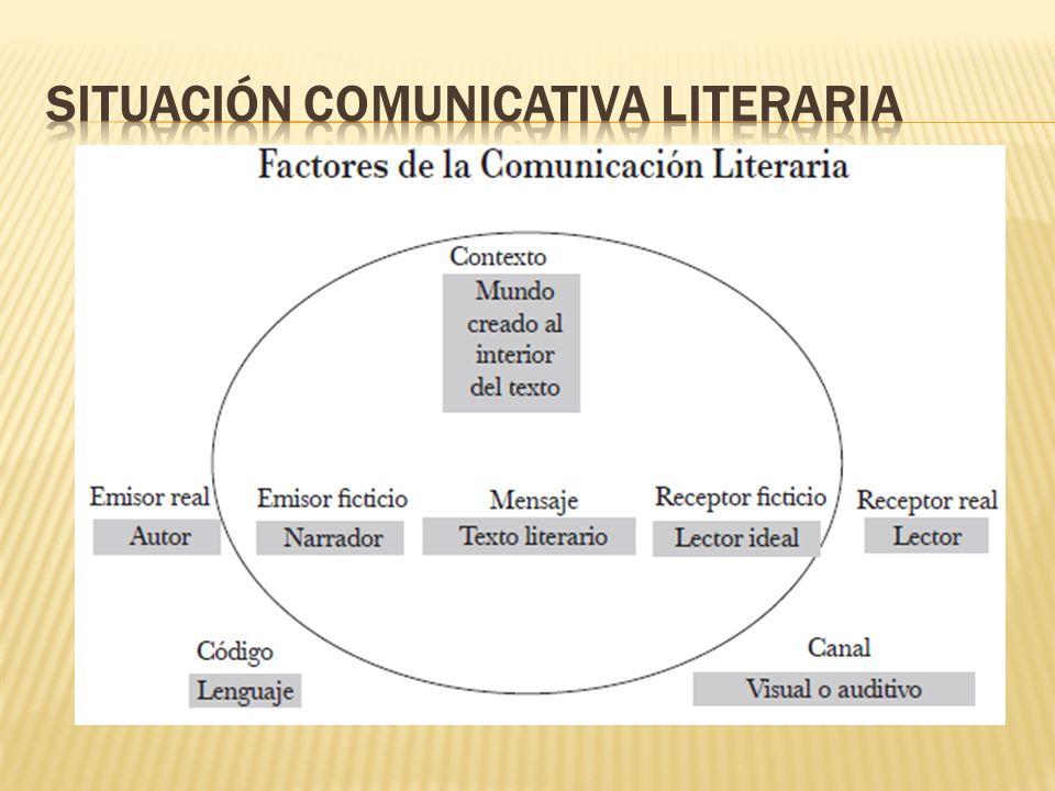 Si consideramos la obra literaria como producto de la actividad de un autor, es decir, si atendemos al mensaje, podemos definirla como un objeto material invariable, con carácter estético (es una obra de arte).