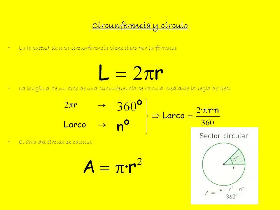 Longitudes El perímetro es la suma de las longitudes de los lados.