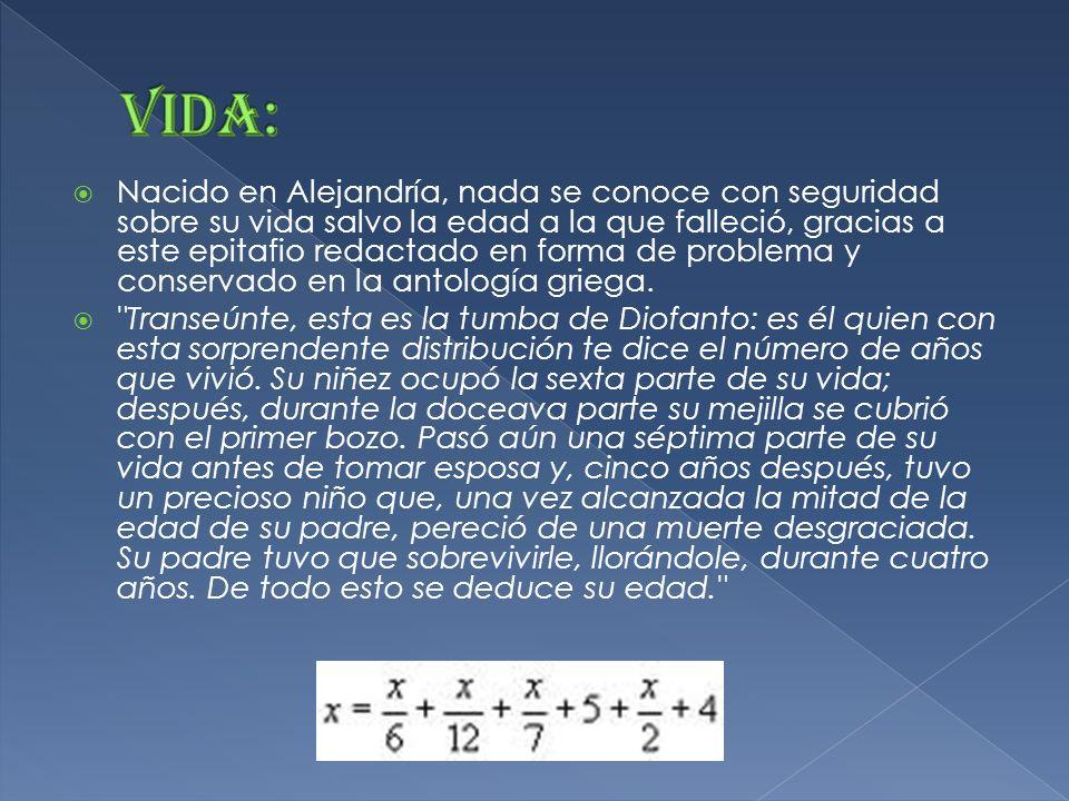 Otro tipo de problema que estudia Diofanto, esta vez en el libro IV, es encontrar potencias entre límites dados.