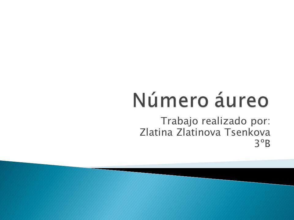 Trabajo realizado por: Zlatina Zlatinova Tsenkova 3ºB