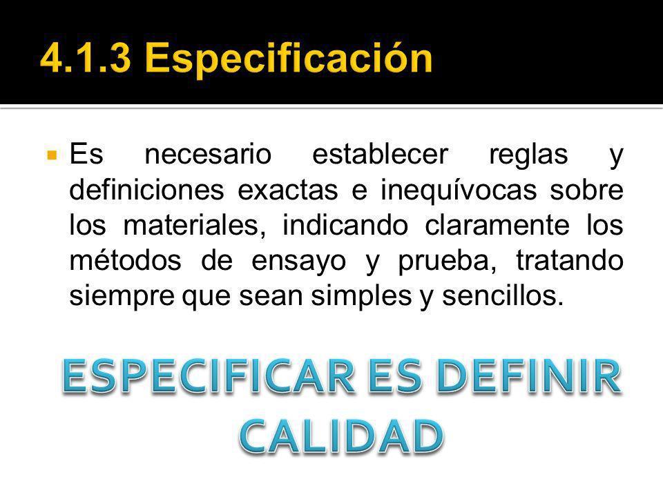 a) La normalización es esencialmente un acto de simplificación.