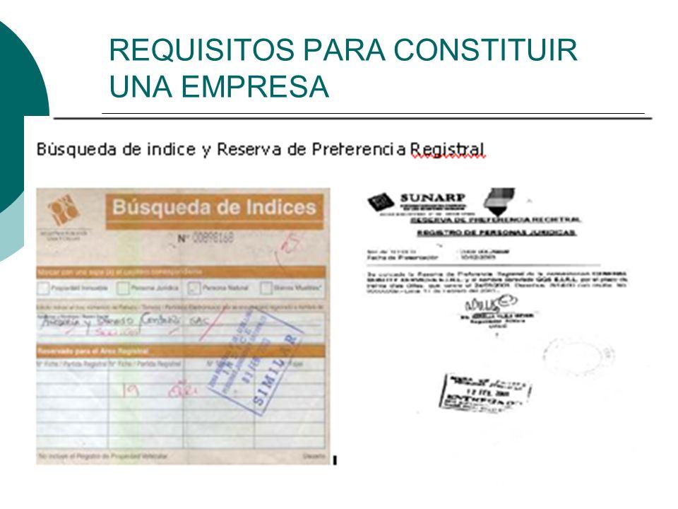 Fotocopia simple y legible del DNI del Titular y/o cada uno de sus socios y sus cónyuges, en caso de ser casados.