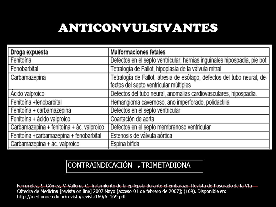 ANTICONVULSIVANTES Fernández, S. Gómez, V. Vallena, C.
