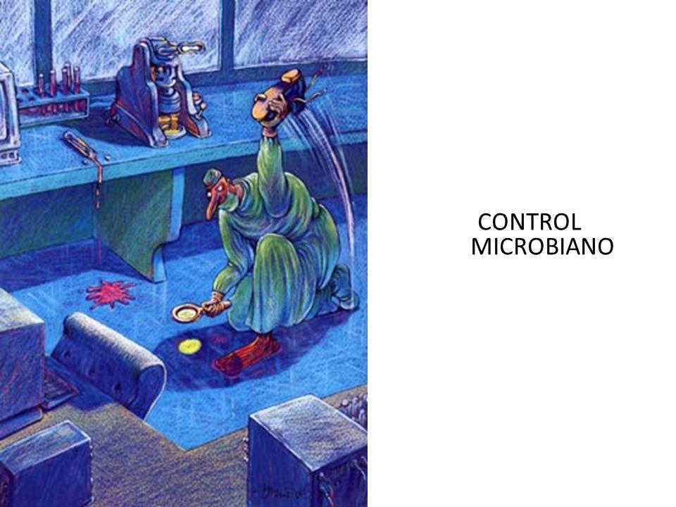 CONTROL MICROBIANO