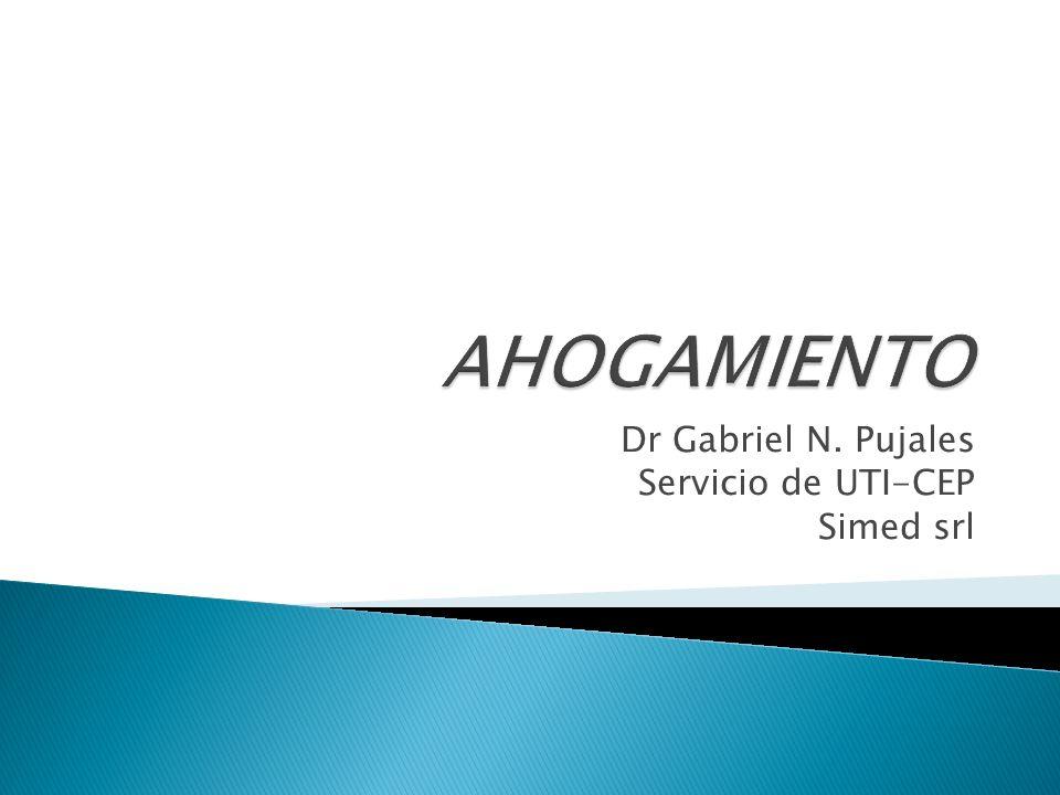 Dr Gabriel N. Pujales Servicio de UTI-CEP Simed srl