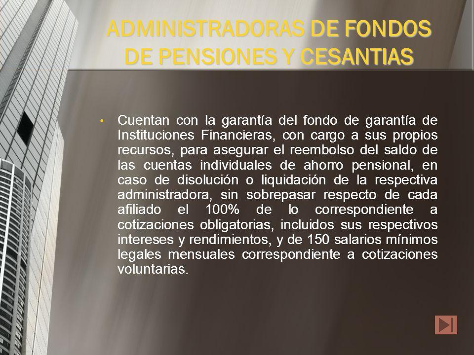 En su calidad de administradoras de este régimen, se encuentran obligadas a prestar en forma eficiente, eficaz y oportuna todos los servicios relacion