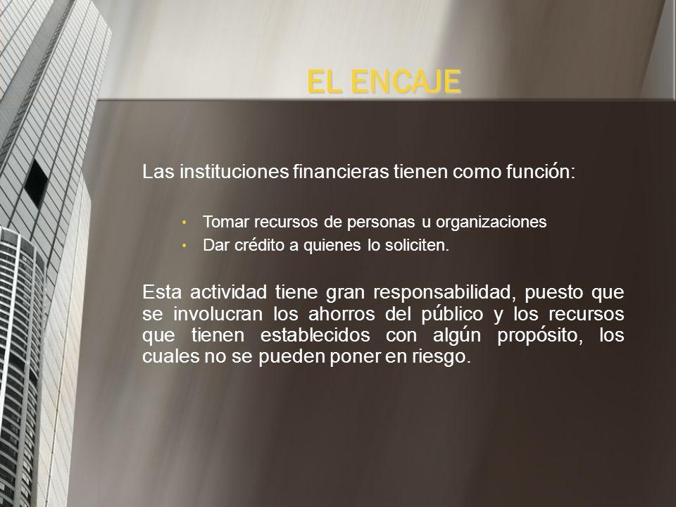 CONCLUSIONES Los bancos comerciales constituyen uno de los elementos más importantes de la moderna organización económica. La banca comercial guarda u
