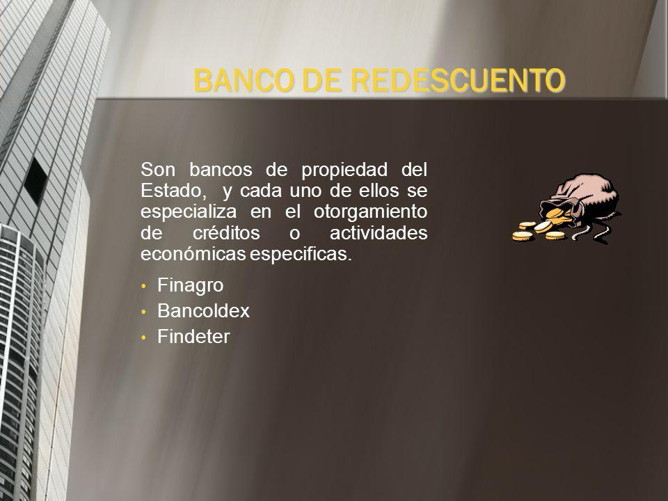 El concepto de banco está íntimamente relacionado con la creación de dinero, lo que convierte a los bancos en intermediarios financieros monetarios cr