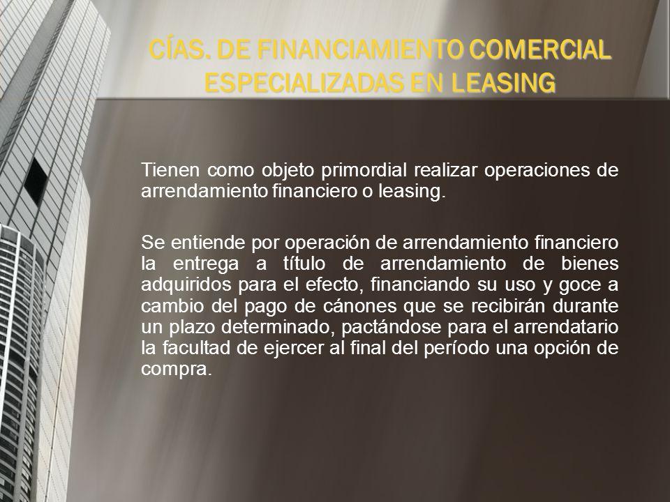 Liquidez: Al vencimiento o se puede negociar mediante endoso, el cual debe ser registrado ante Leasing Colombia. Base de liquidación: 360 días. Retenc
