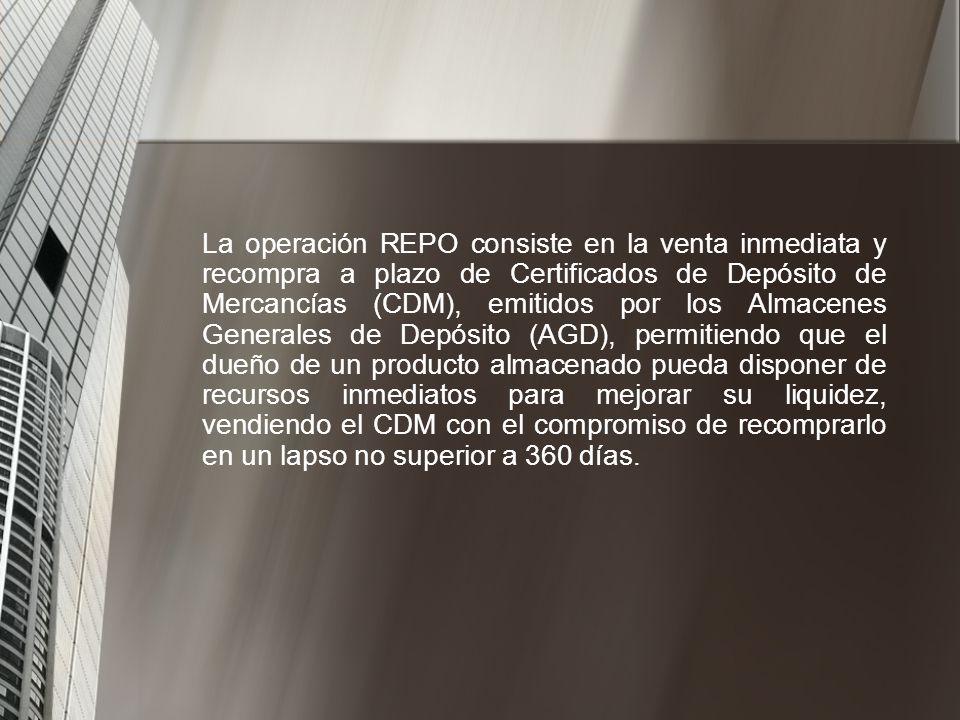La mención de ser certificado de deposito. La designación del almacén el lugar del deposito y la fecha de expedición del documento. Una descripción po