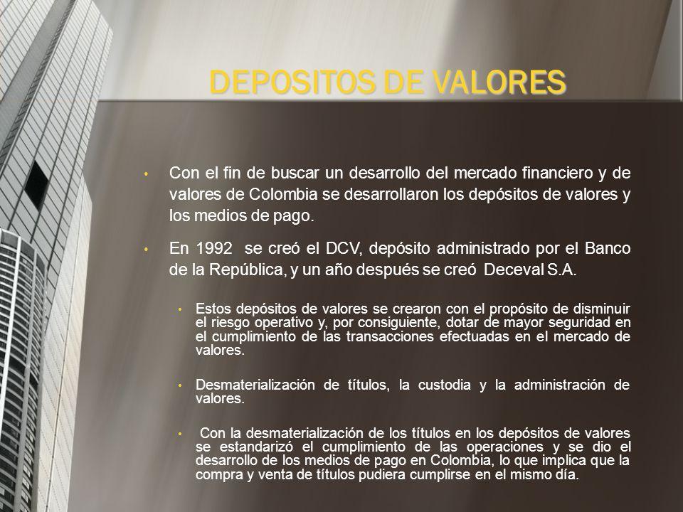 El Mercado Electrónico Colombiano (MEC), es un sistema centralizado de operaciones a través del cual las entidades afiliadas pueden efectuar, mediante