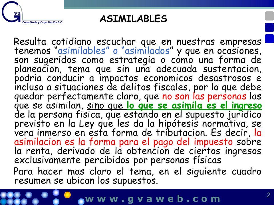 ASIMILACION DE COMISIONISTAS MERCANTILES Art.