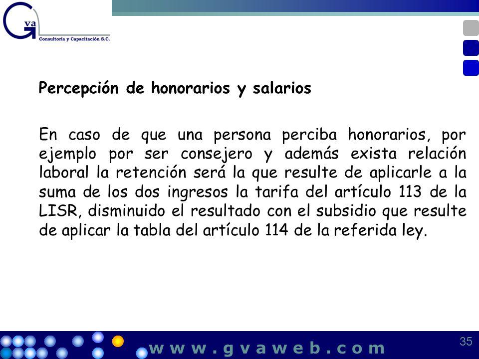 Percepción de honorarios y salarios En caso de que una persona perciba honorarios, por ejemplo por ser consejero y además exista relación laboral la r
