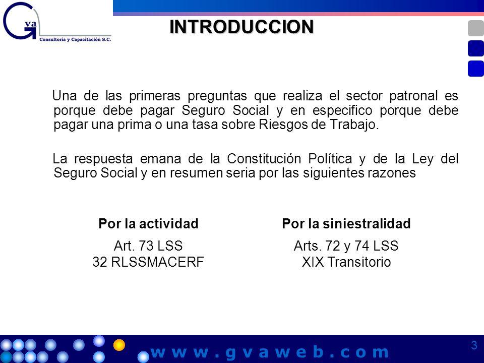 CASO PRACTICO TRES Caso práctico para 2006-2007 Datos de la empresa Actividad Grupo Fracción Clase Prima 2006 44 w w w.