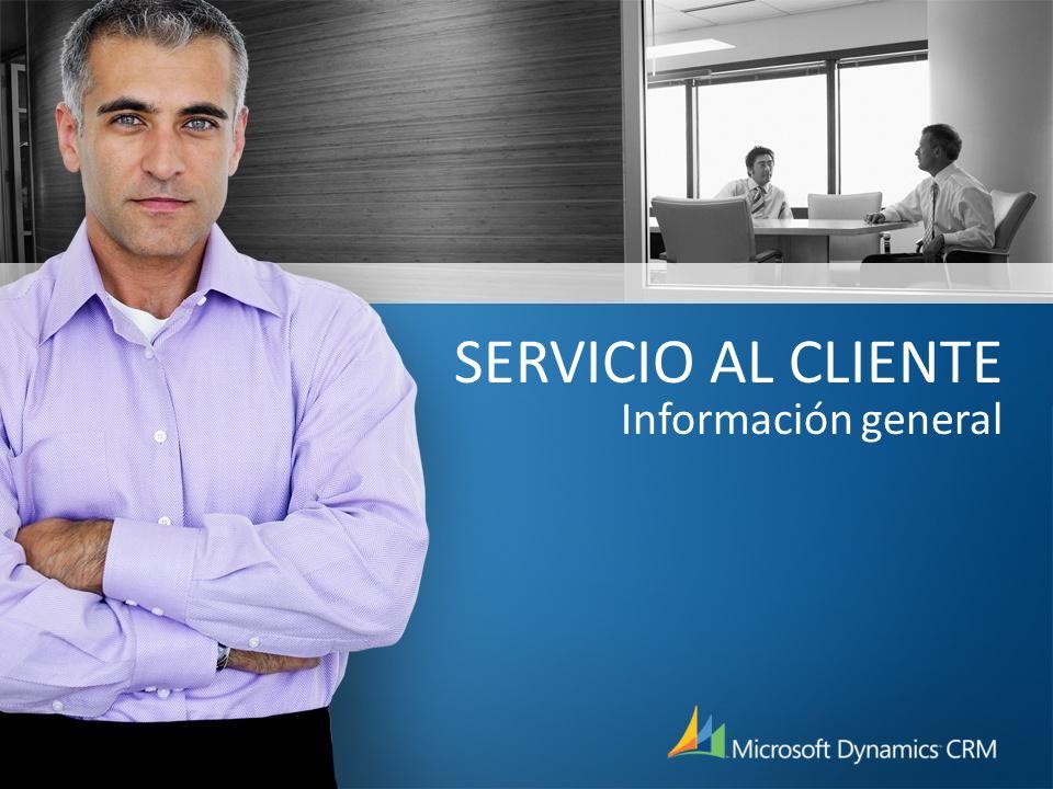 SERVICIO AL CLIENTE Información general