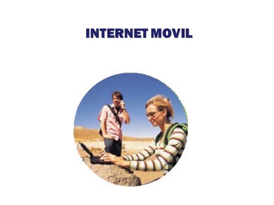 INTERNET MOVIL