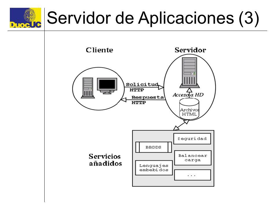 Servidor de Aplicaciones (3)