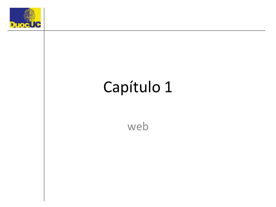 Capítulo 1 web