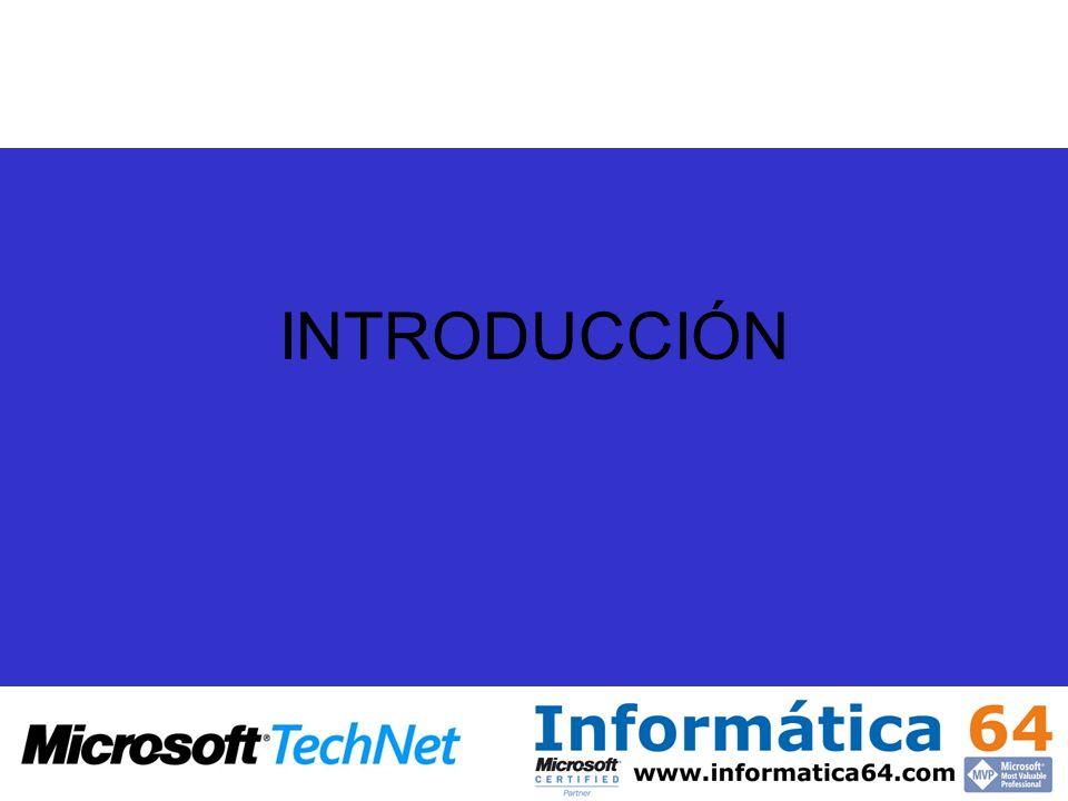 Instalación del Servidor de Certificados Instalación y configuración del Certificate Server.