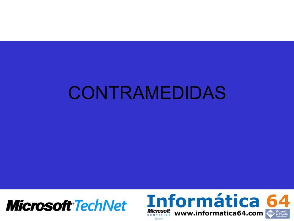 CONTRAMEDIDAS