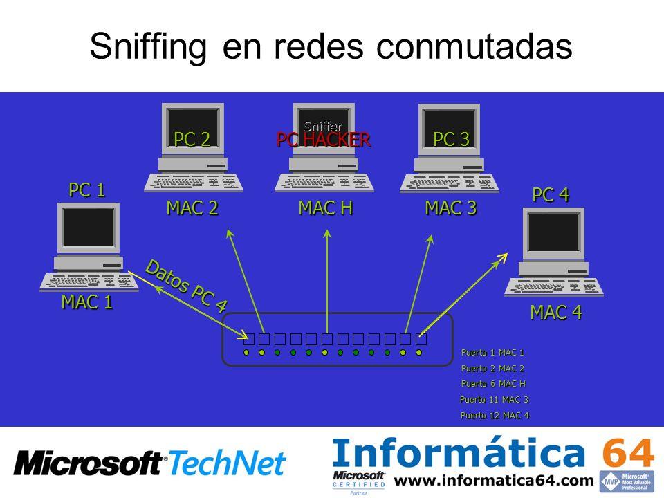 IPSec - Filtros En la configuración de los filtros hay que especificar los siguientes parámetros: –Determinar la posibilidad o no de establecer un túnel de comunicación.