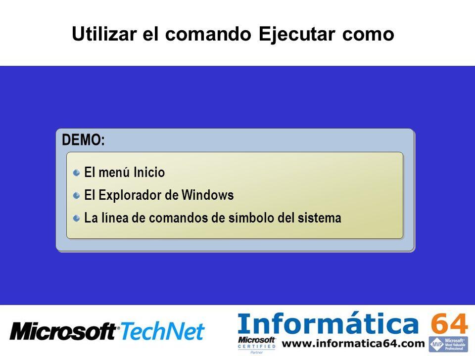 Publicación de Terminal Server en entornos Web http://www.microsoft.com/downloads/details.aspx?displaylang=es&FamilyID= e2ff8fb5-97ff-47bc-bacc-92283b52b310 Necesario abrir puerto 3389 en el firewall.