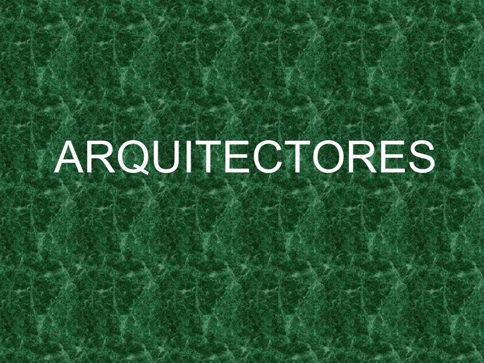 ARQUITECTORES