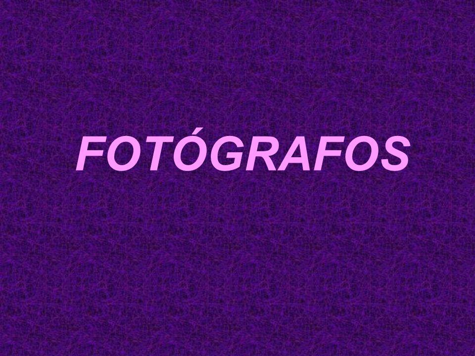 TRABAJO DE FOTÓGRAFOS REALIZADO POR: Gema Navarro Pérez.