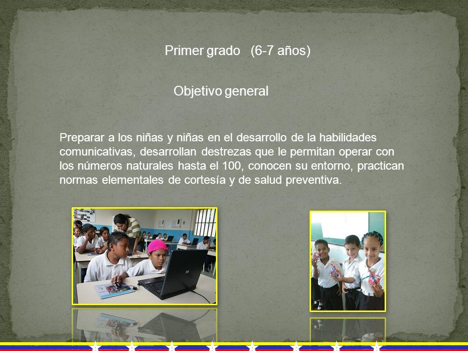 Atienden a niños y niñas que provienen de la Educación Inicial Bolivariana.