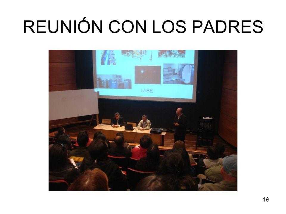 REUNIÓN CON LOS PADRES 19
