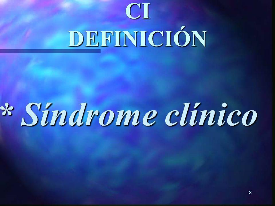 7CI * Medicina General *Nefrólogo *Geriatría * Enf. Infeciosas * Urólogo/Ginecólogo
