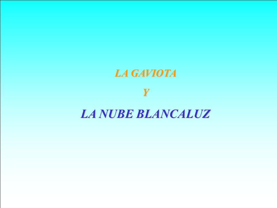 Blancaluz le preguntó entonces:¿Hace mucho que te has perdido.