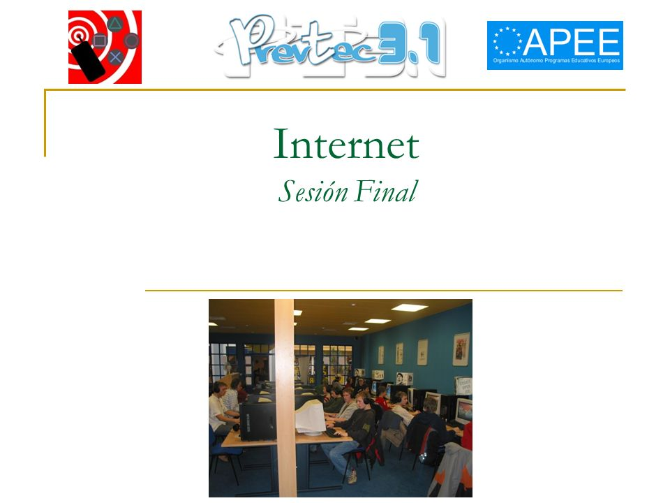 Internet Sesión Final