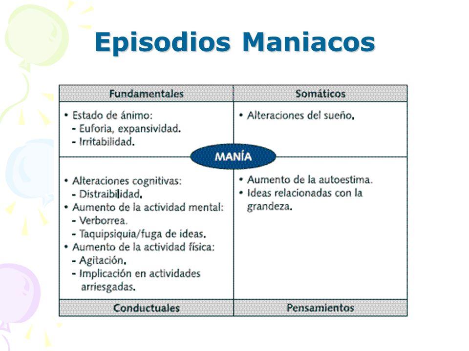 Episodios Maniacos