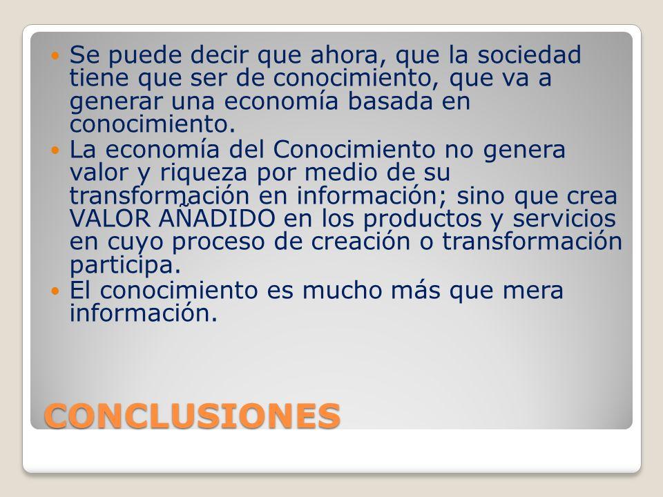 Palabras Clave: MOTOR DEL CAMBIO CIENCIA E INVESTIGACIÓN INVERTIR EN LA EDUCACIÓN NUEVAS FORMAS DE PRODUCCIÓN INTELIGENCIA COLECTIVA RED SOCIAL SABER PARA VIVIR MEJOR INNOVACION COMPARTIR GENERAR SOLUCIONES TICS COMPETITIVIDAD BIENESTAR