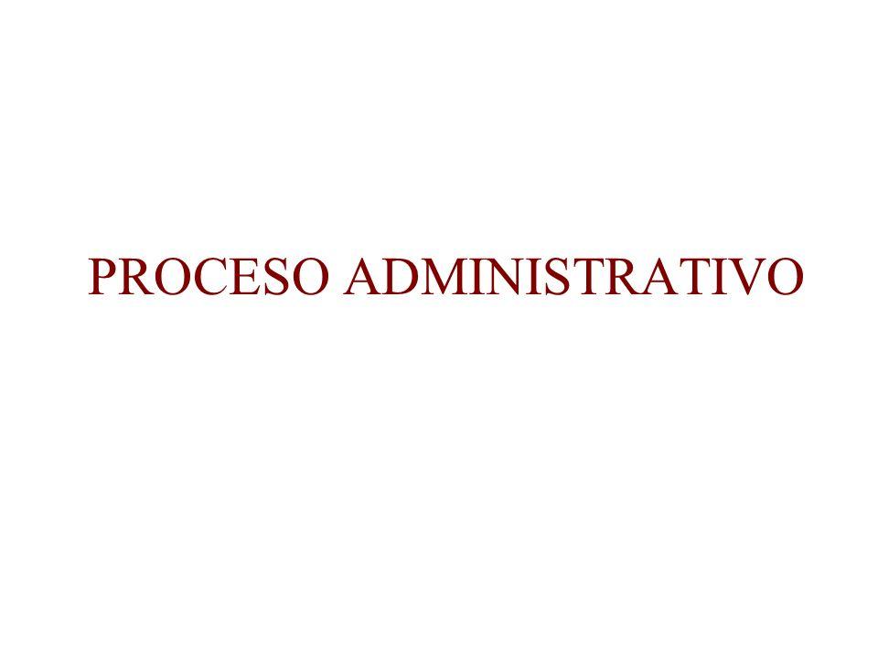 Es el conjunto de fases o etapas sucesivas a través de las cuales se efectúa la administración, mismas que se interrelacionan y forman un proceso integral.