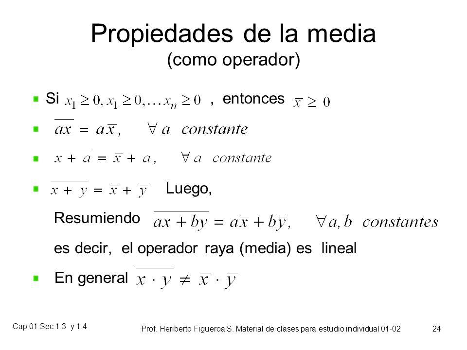 Cap 01 Sec 1.3 y 1.4 Prof. Heriberto Figueroa S. Material de clases para estudio individual 01-02 23 Efecto de punto alejado ej0113<-read.table(