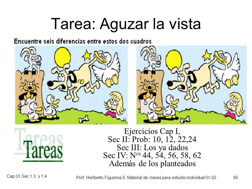 Cap 01 Sec 1.3 y 1.4 Prof. Heriberto Figueroa S. Material de clases para estudio individual 01-02 94 Gráficos de Cajas (Con SPSS) SPSS permite identif