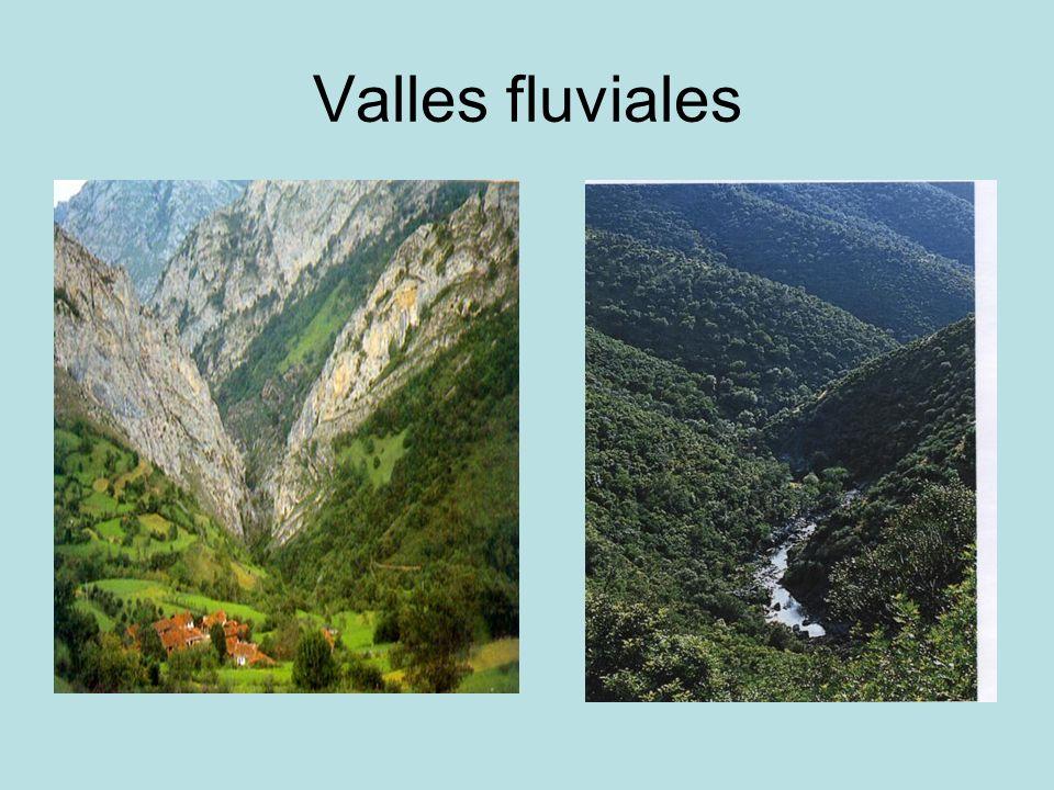 Valles fluviales