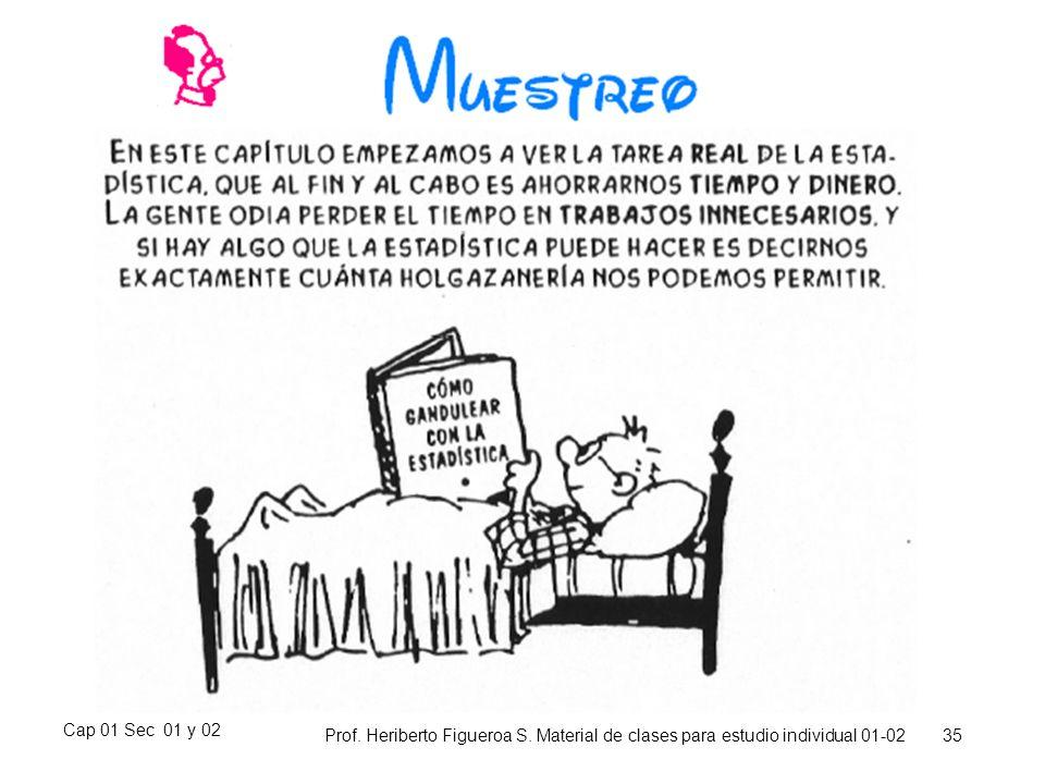 Cap 01 Sec 01 y 02 Prof. Heriberto Figueroa S. Material de clases para estudio individual 01-02 35