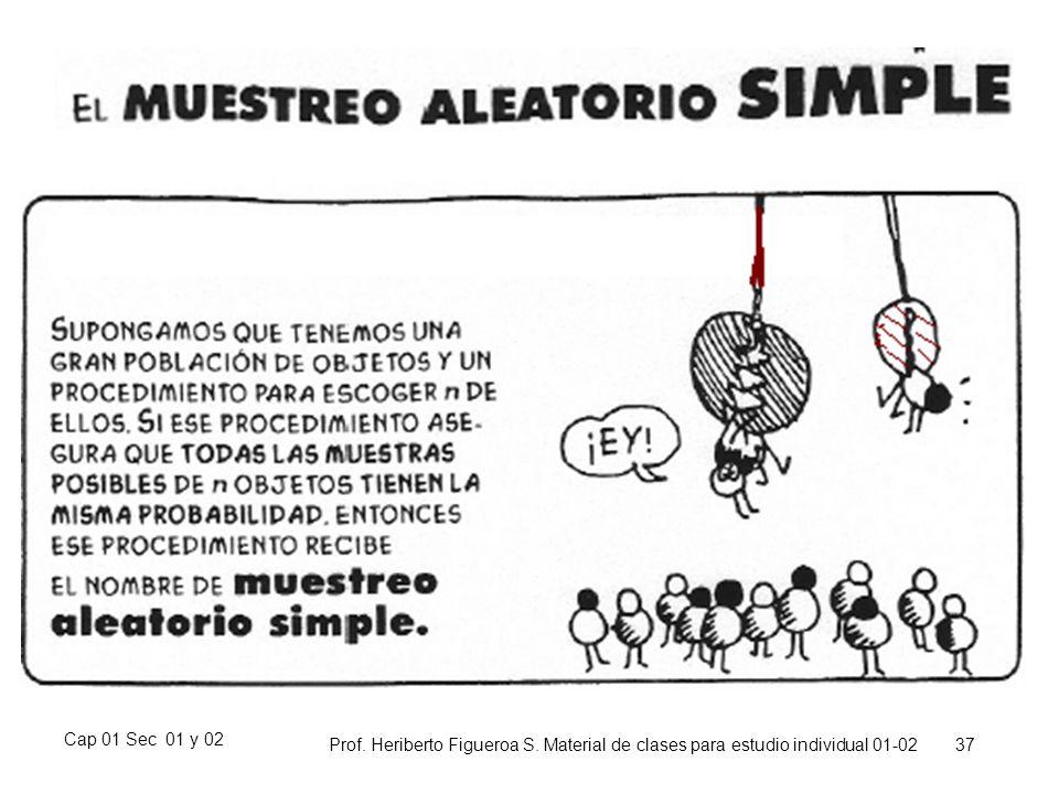 Cap 01 Sec 01 y 02 Prof. Heriberto Figueroa S. Material de clases para estudio individual 01-02 37