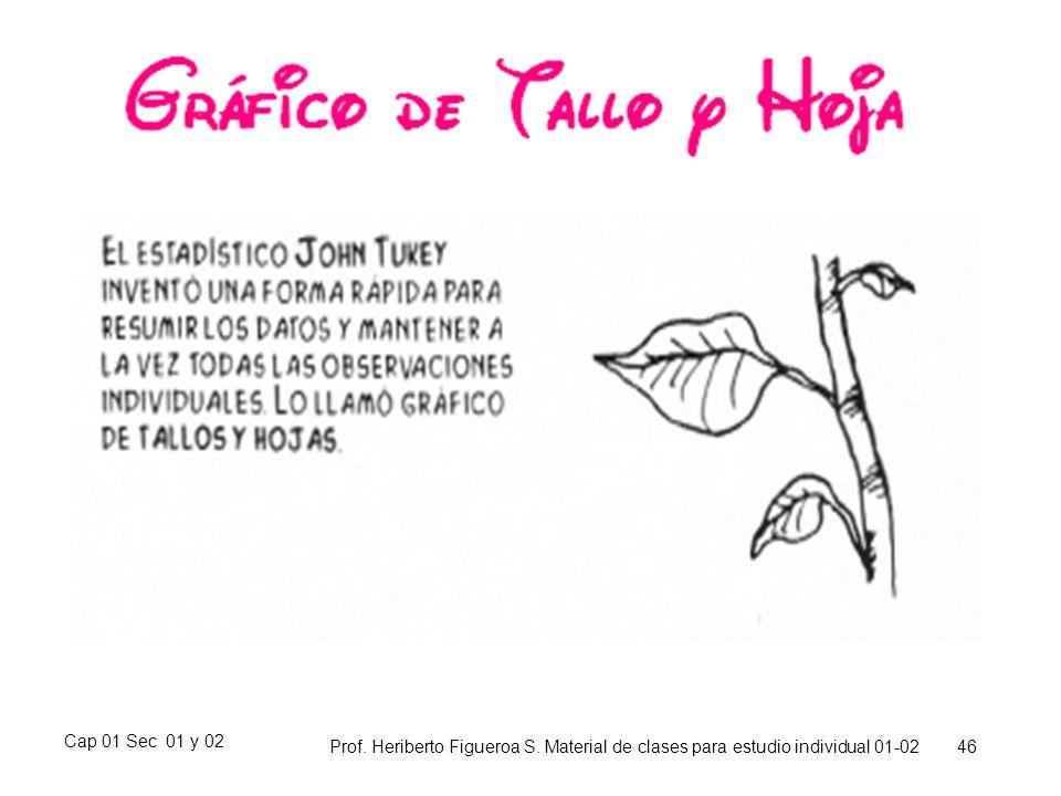Cap 01 Sec 01 y 02 Prof. Heriberto Figueroa S. Material de clases para estudio individual 01-02 46
